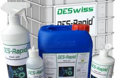 DES-Rapid - Desinfektionsmittel